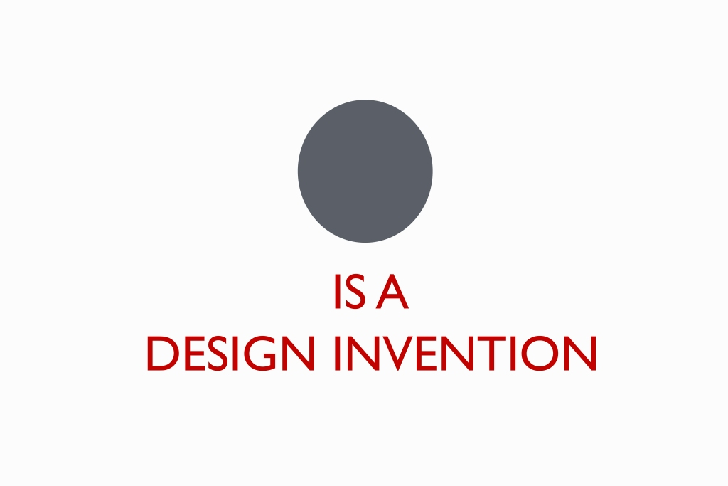DESIGN INVENTION