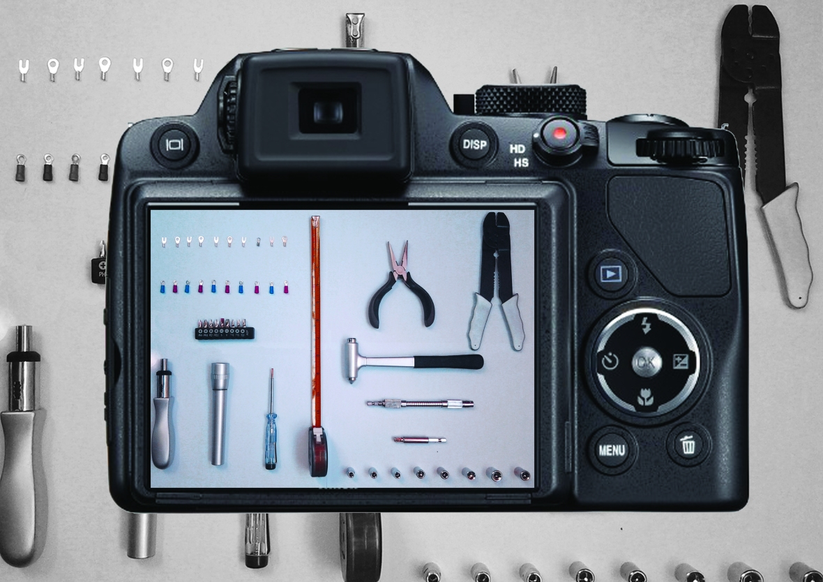 Visioning Tools of Visual Merchandiser