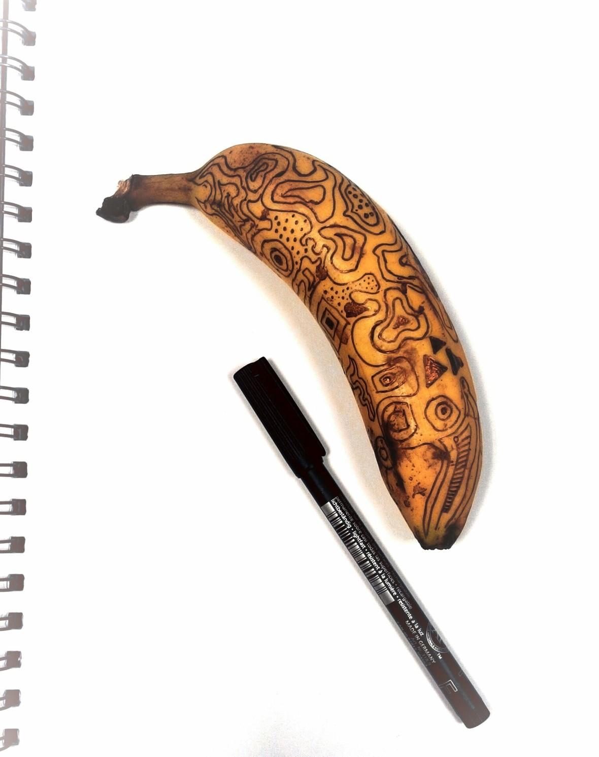 Art - Banana