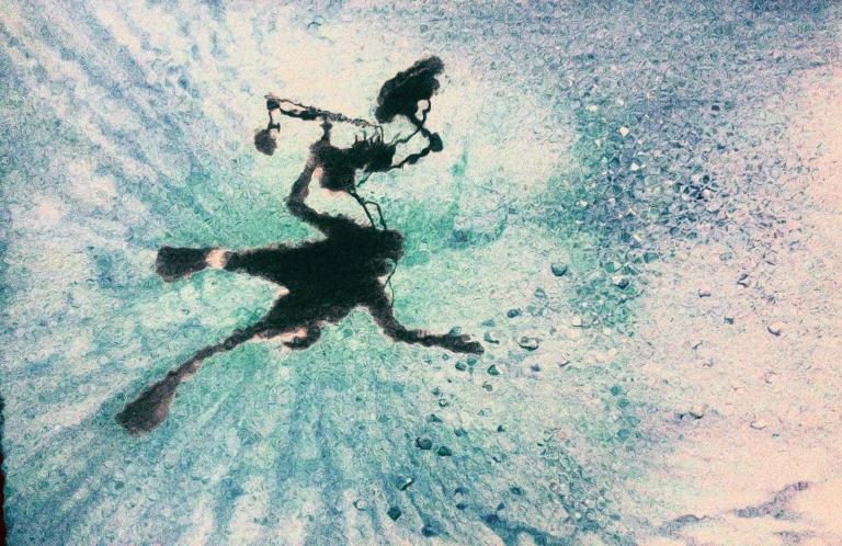 Imagining Deep Sea Diving