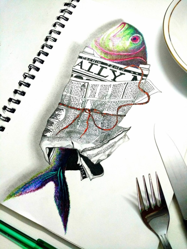 Fish Wrap 2